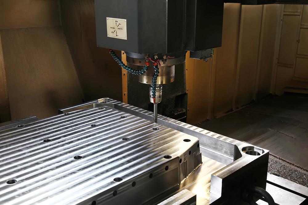 CNC Machine Work