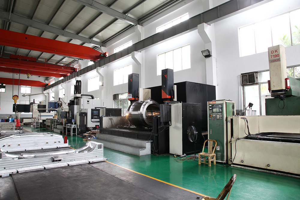 Panoramic Photo of Workshop