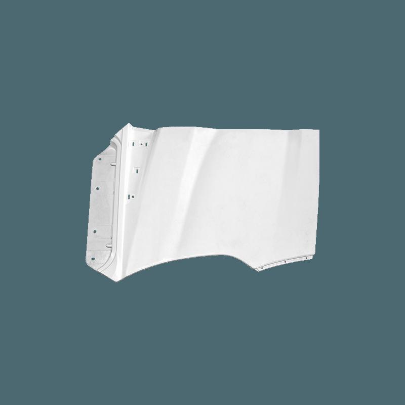 Automobile door plank